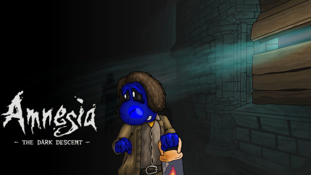 Amnesia Title Card by Squeaky-the-Zepa