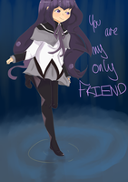 - You are my only FRIEND - by bunnii-tann