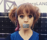 Lindsey Stirling Gets Gagged by MouthlessWonder