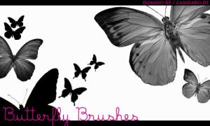 .2 - butterfly brushes by domino-88