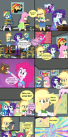 Mlp Eg Wake Up With A Monster Part 15 by Deidrax