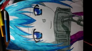 Nymph From Heavens Lost Property by BlackDahlia4Life