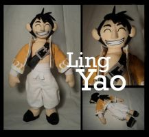 Ling Doll by cypii