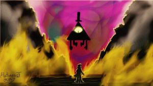 Gravity Falls S2 EP15 Screenshot Redraw by BokukkoCutie