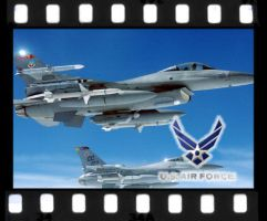 Air force 2 by Chrippy