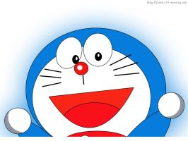 Doraemon by janetbb