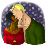 Merry Christmas, Love~ by Saints-Of-Ravens