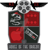 House of the Dragon by DrZurnPhD