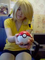 Cosplay_Tis-Will you be my Pokemon Trainer? by Mewa--Chu
