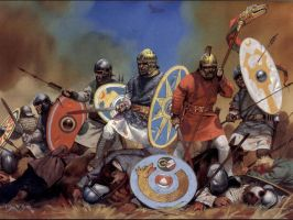 Battle of Adrianople by Fall3NAiRBoRnE