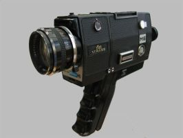 Super 8 Camera by I-Love-Super-8