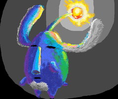 MS Paint Fun: Elebits by Cheese-is-tasty