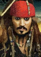 Captain Jack Sparrow is DOTS by HeroforPain