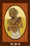 The Pharaoh by KiubezUndermann
