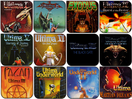 Ultima Collection by griddark