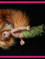 Jointed poseable fox tail 1 by PinkHazard