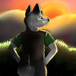 Over The Hills by TheSapphireWolfFox
