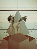 Geometry And Stuff by FoxInShadow