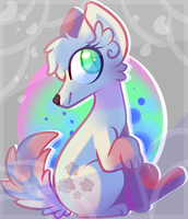 Art Trade: mlpfans26 (+Speedpaint link) by OliveCow