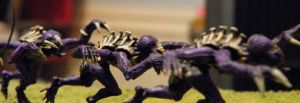 Tyranid on the Move by D905