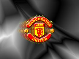 Manchester United by FIYAS