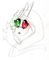 Neon Posy - Eyes by NekoMellow