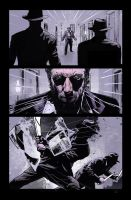 Wolverine Noir 1 by Summerset