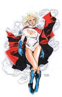 Power Girl Trinquette by dtor91