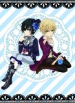 Ciel and Alois -A Rose Among Thorns by LibertyBella