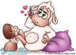 Lilly the Sheep 24 (Studio Comx 2014) by LPDisney