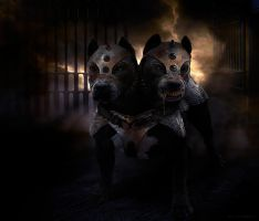 Hades - Hound of Hell by bkhook