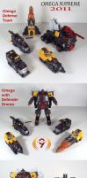Omega Supreme 2011 by Unicron9