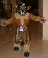 Beast Rawr Fursuit by Beetlecat