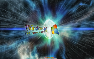 WINDOWS10: HYPERSPACE by CSuk-1T