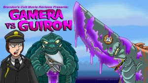 Brandon's Cult Movie Reviews: Gamera vs Guiron by Enshohma