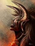 Rage of the Minotaur by Nosfer