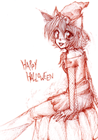 Halloween 08 by GuardianYashu