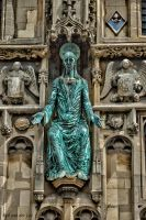 Canterbury cathedral 01 by forgottenson1