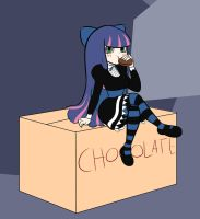 Stocking with Chocolate by Megazone23pt2