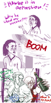 Hawke is in depression by Leon9606