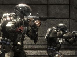 ODST: Stealth by Sid-itego
