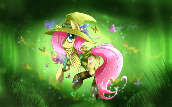 Butterfly Magic by Malifikyse