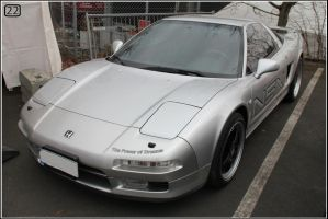 Honda NSX by 22photo