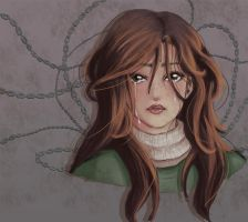 Katniss Is Chained by CatherineKayCornerr