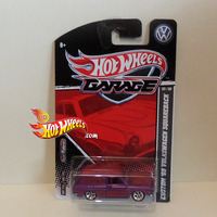 HOT WHEELS GARAGE CUSTOM '69 VOLKSWAGEN SQUAREBACK by idhotwheels