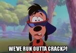 Max's Run Out of Crack?! by Amphitrite7