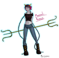 Meenah Peixies by goldendragonqueen32