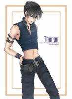 commission - human Theron 1 by ernn