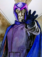 You Shall Not Pass Magneto... by BlueMillenium