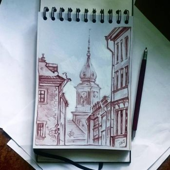 Instaart - Royal Castle by Candra